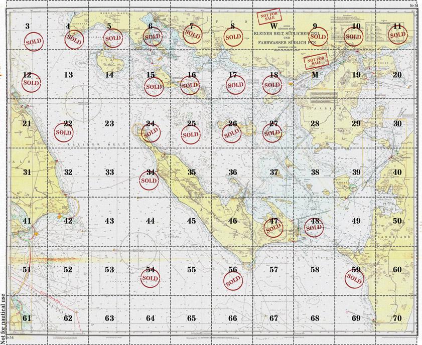 Glen-Elgin-Karte
